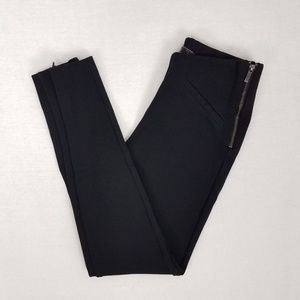 Trafaluc Zara Cropped Pants Slim Skinny Leggings S